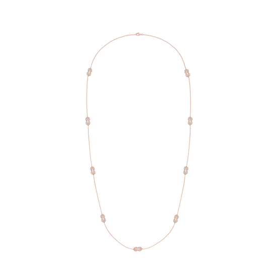 Chance Infinie long necklace