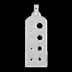 Stone gauge
