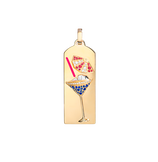Pendentif Riviera cocktail