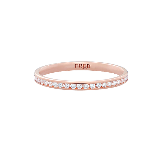 Fred For Love  fede nuziale