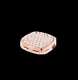 ダイヤモンド 18Kピンクゴールド シグネットプラーク