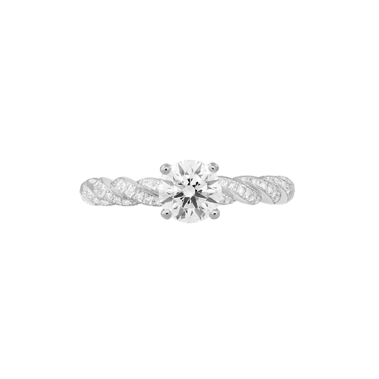 Force 10 engagement ring