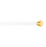 White cable