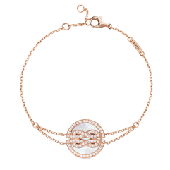 Chance Infinie Lucky Medals bracelet