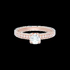 Delphine anello di fidanzamento