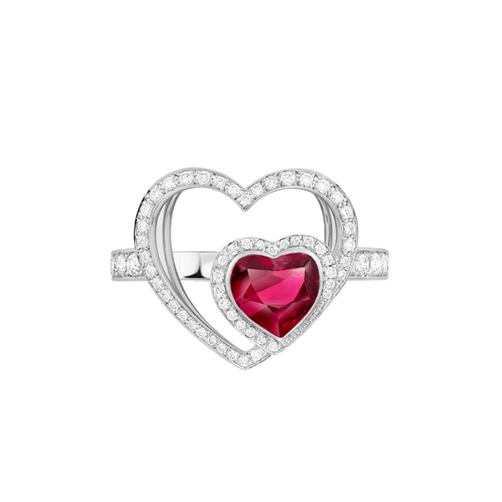 Pretty Woman Unconditional ring
