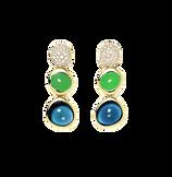 Belles Rives earrings
