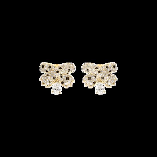 Ombre Féline earrings