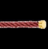 Cable bordeaux