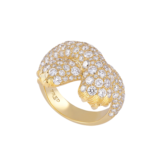 Ombre Féline ring