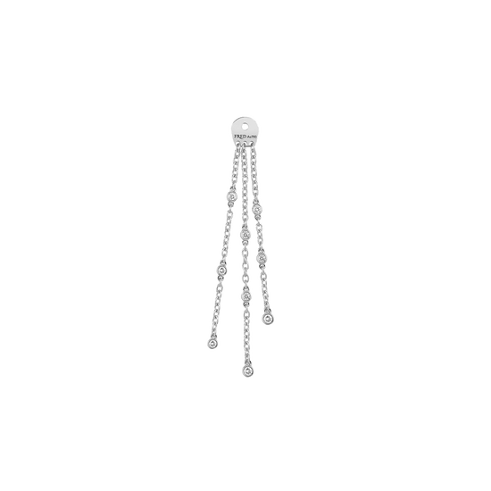 Chance Infinie chains for earrings