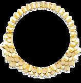 Une Île d'Or necklace
