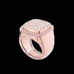 Diamonds Pain de Sucre ring