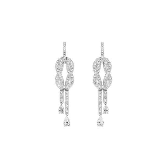 Chance Infinie earrings