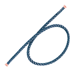 Jean blue cable
