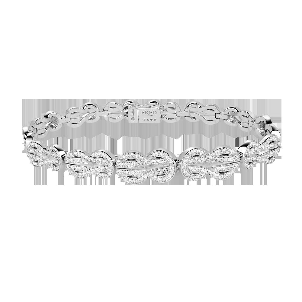 Chance Infinie Crazy 8 bracelet