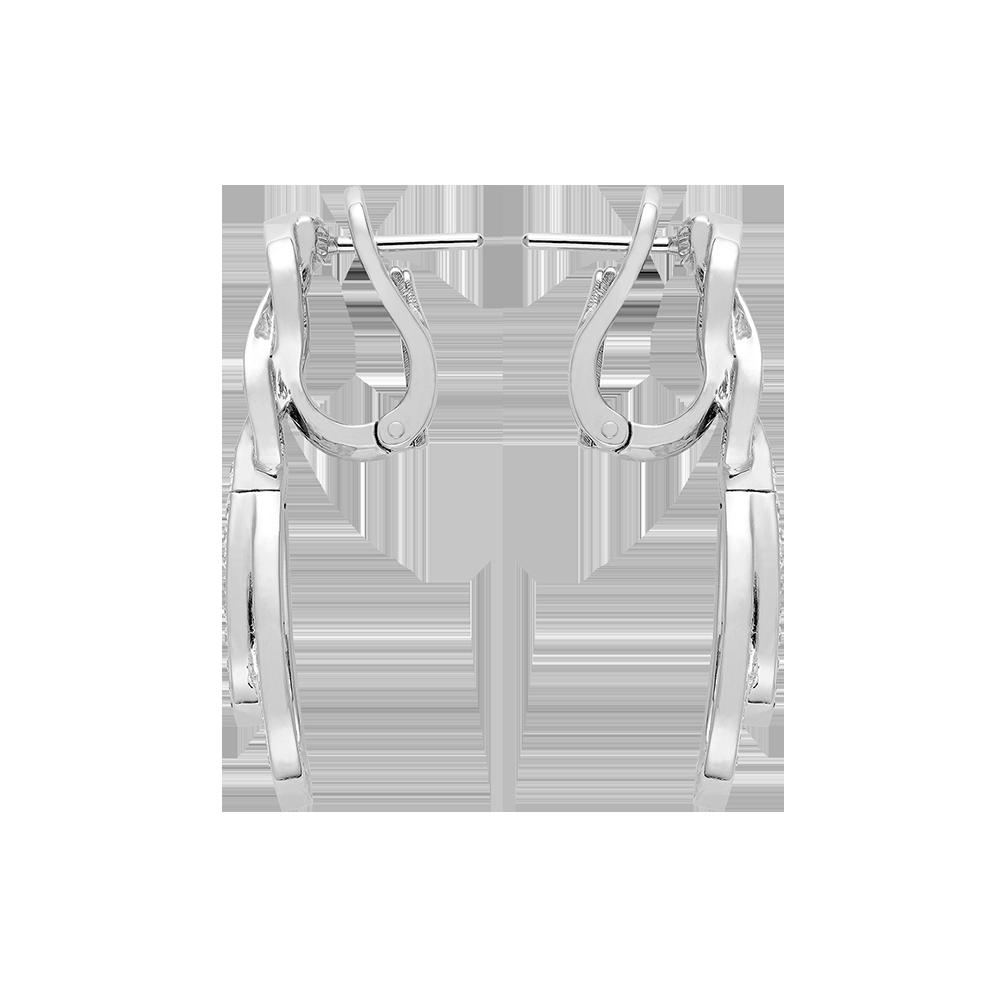 8°0 earrings