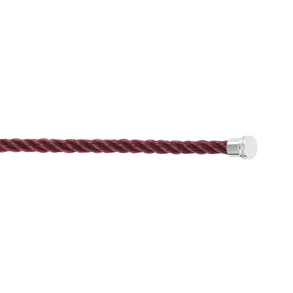 Cable MM White Gold