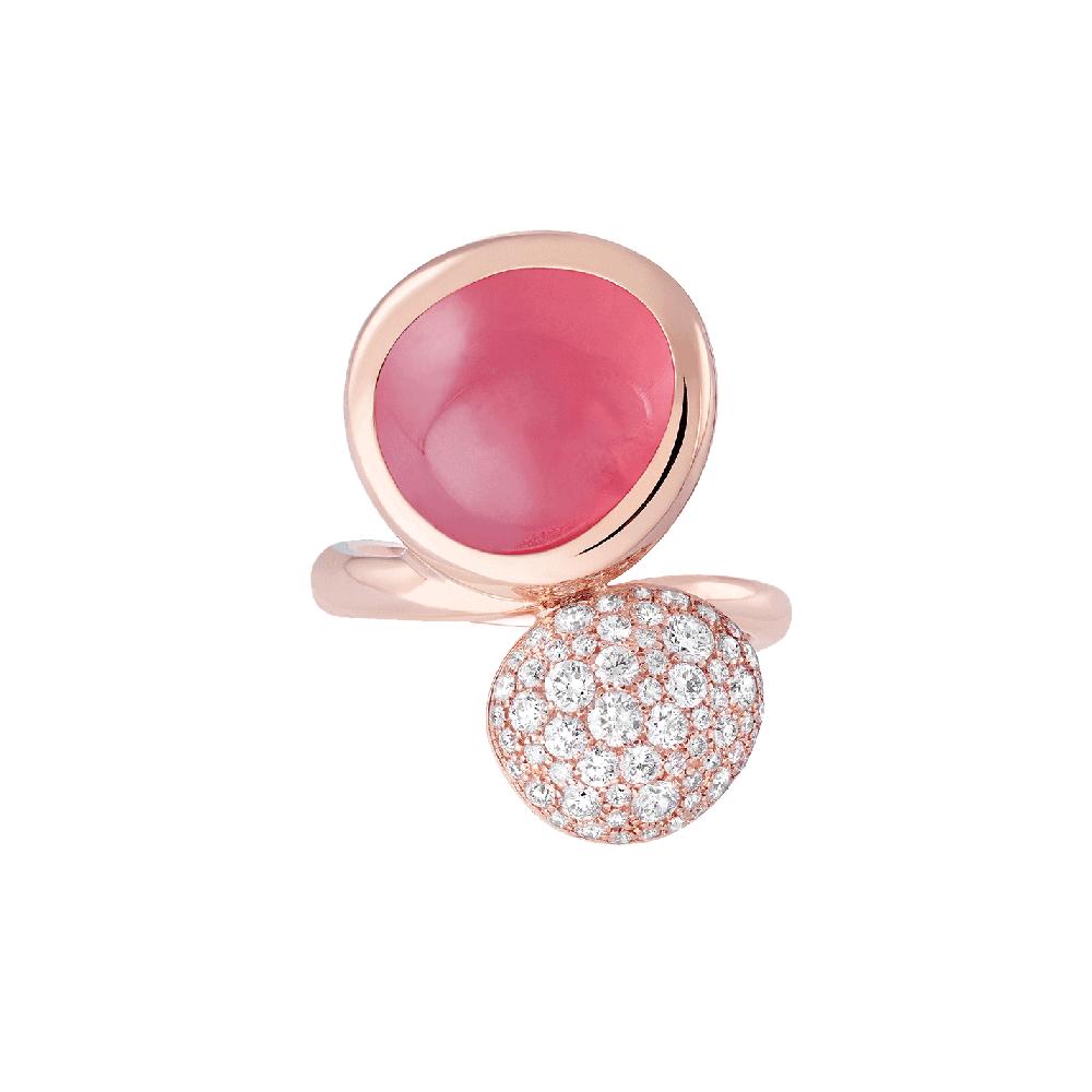 Belles Rives ring