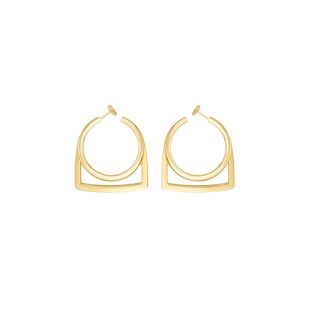 Success earrings