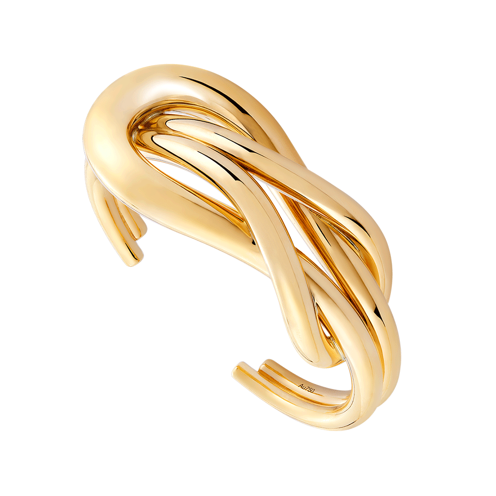 Chance Infinie cuff by Annelise Michelson