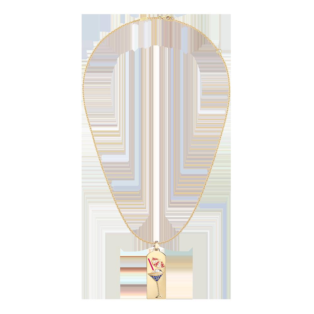 Cocktail Riviera pendant