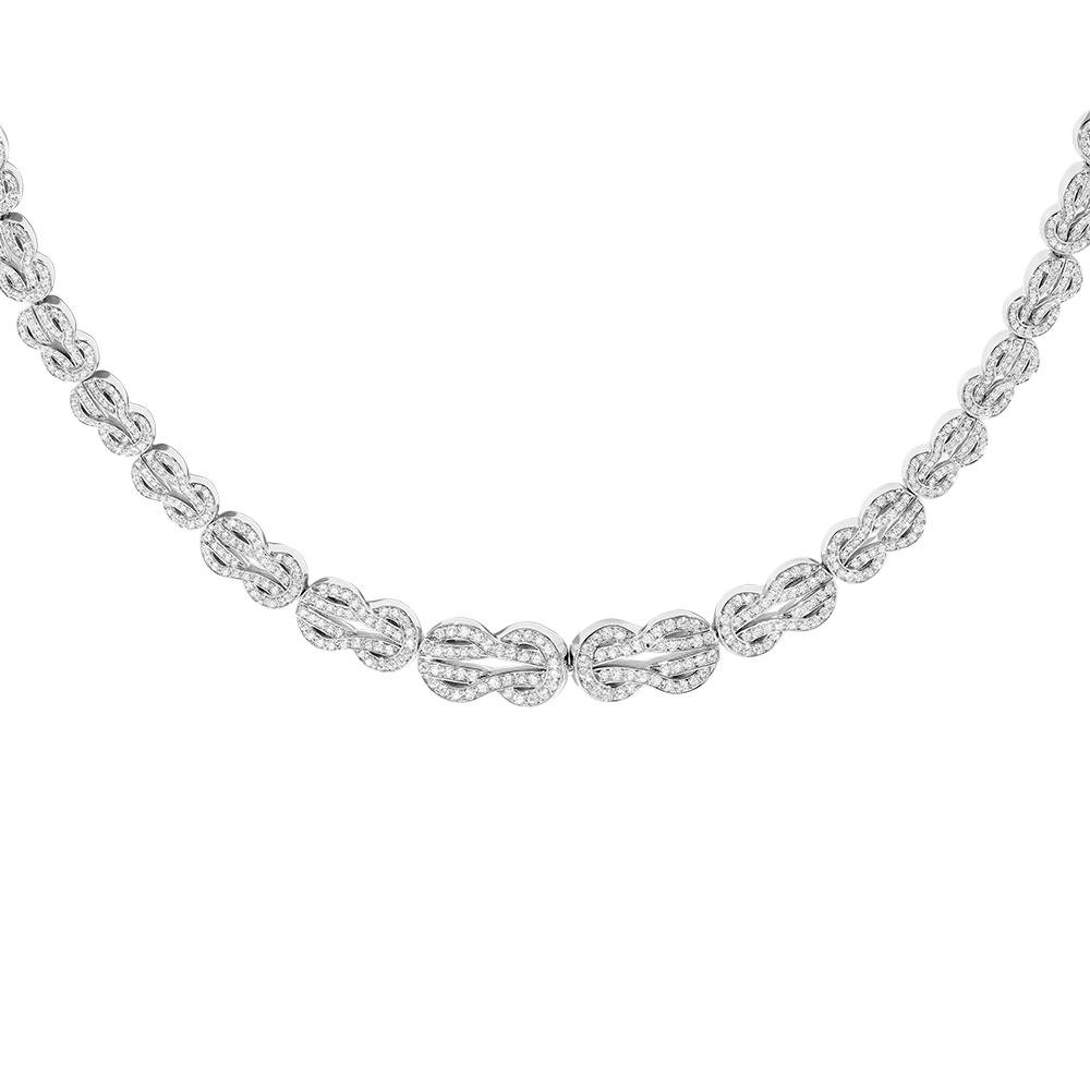 Chance Infinie Crazy 8 necklace