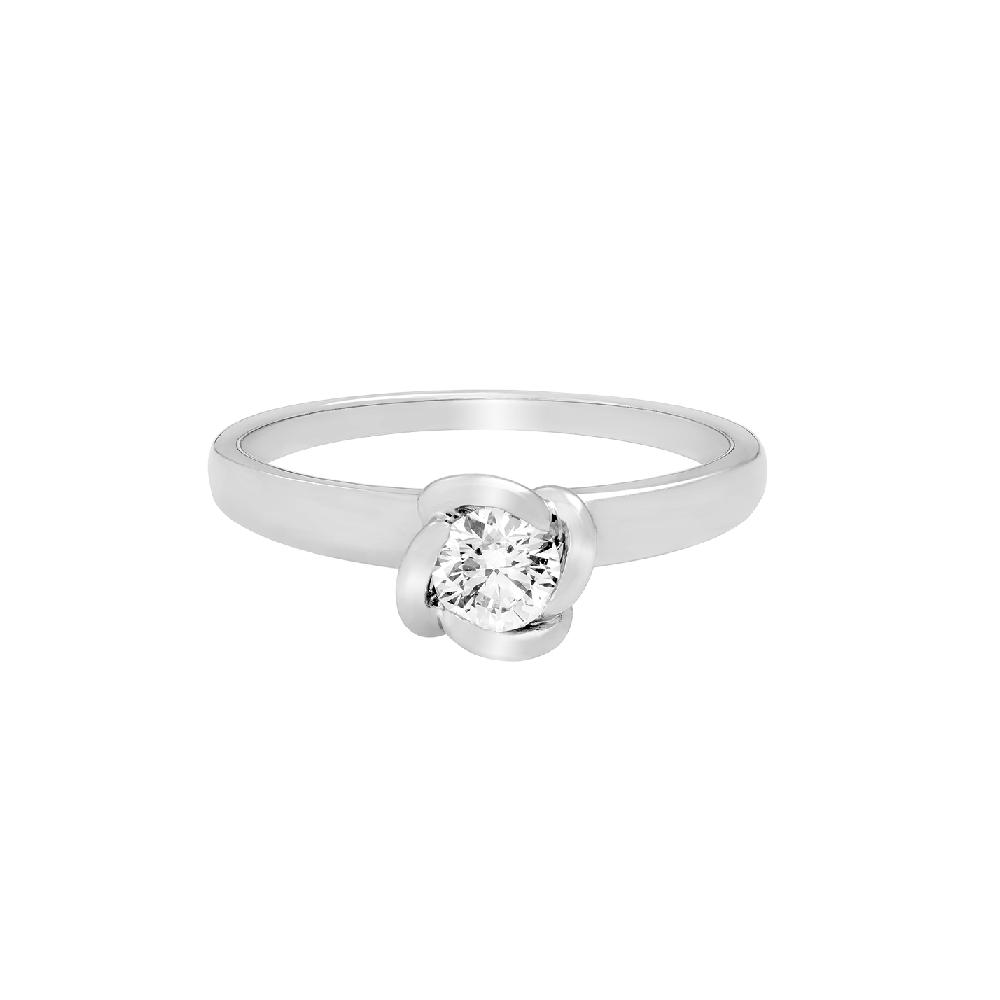 Fleur Céleste engagement ring