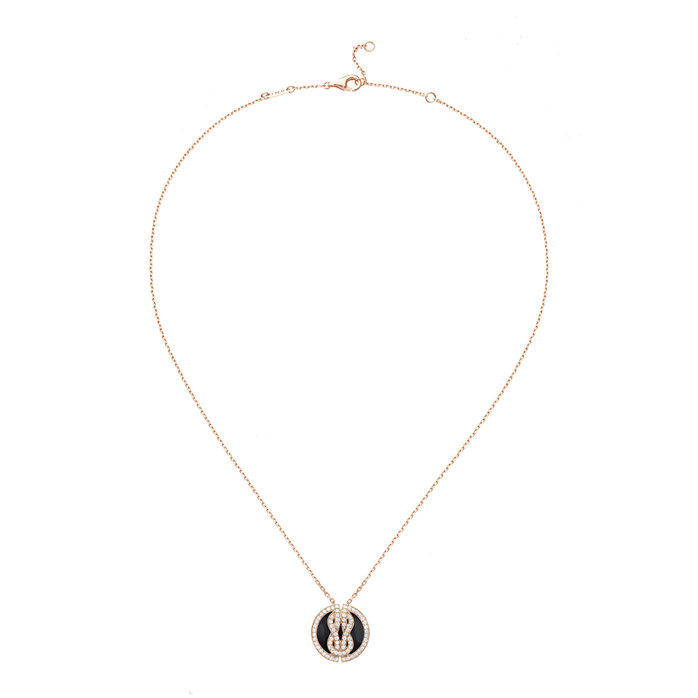 Chance Infinie Lucky Medals necklace