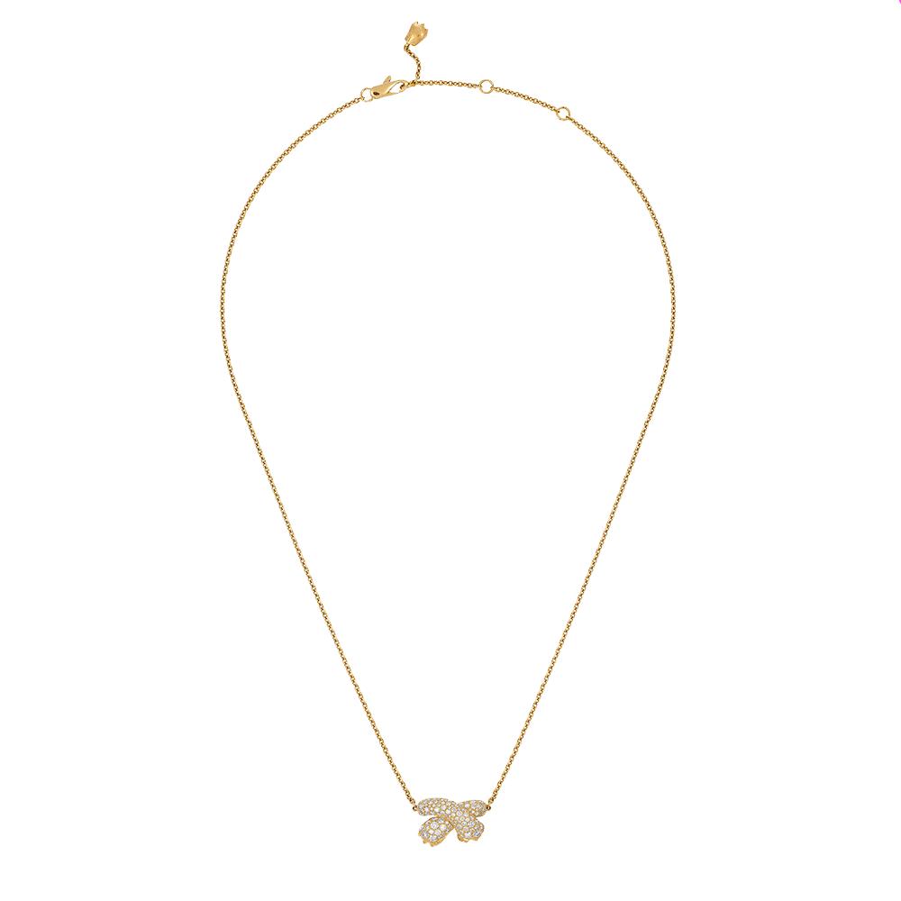 Ombre Féline necklace