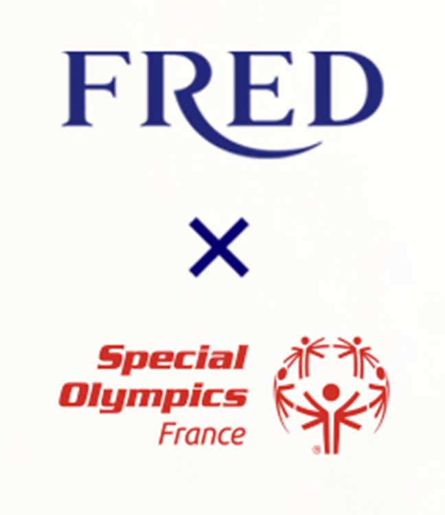 Fred et Special Olympics