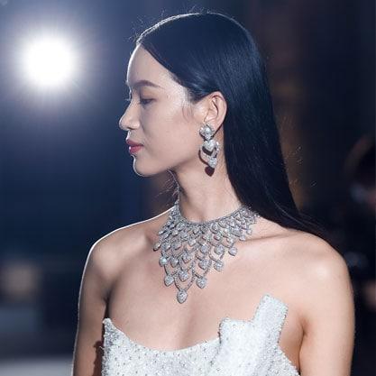 FRED - High Jewelry event at Moganshan, China