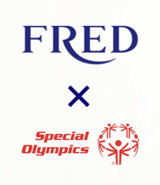 Fred and Special Olympics